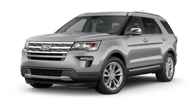 New 2019 Ford Explorer XLT SUV for sale in Jersey City